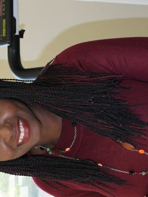 Abi Ajayi is a physical therapist with Saint Francis Healthcare.