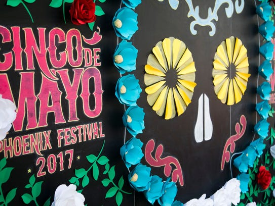 The Cinco de Mayo festival is celebrating its 25th anniversary in Downtown Phoenix.