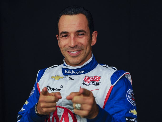 Helio Castroneves was born May 10, 1975 in Sao Paulo. The three-time Indianapolis 500 winner from Brazil made his CART debut in 1998 and became a full-time IndyCar driver in 2002.