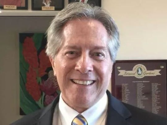 Russ Blackburn is the city manager of Port St. Lucie.