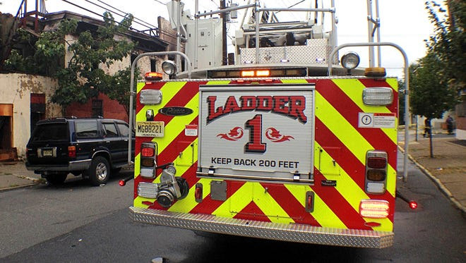 Camden firefighters received layoff notices this weekend, which they say has caused additional anxiety and worry in the midst of a public health crisis.