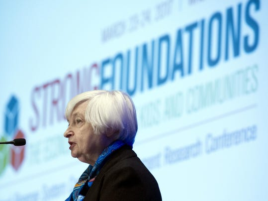 Federal Reserve Yellen Child Poverty
