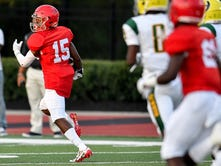 Brentwood Academy football sets tone for big win over Hillsboro with opening kickoff  TD