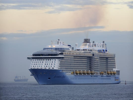 Cruise Ship Passengers Right To Fear Storm Your Say