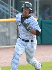 Wisconsin Woodchucks Stevie Mangrum will participate in both the Northwoods League Home Run Derby and the All-Star Game