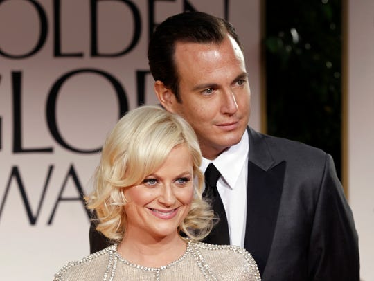 Amy Poehler and Will Arnett are the parents of son Archie.