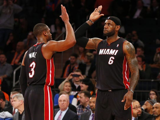 10 things to know about the Miami Heat, the Pacers' next opponent