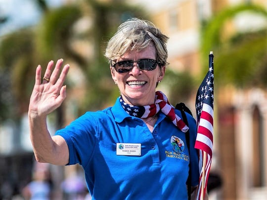 Terrie Rizzo, chairwoman of the Palm Beach County Democrats, was elected state Democratic Party chair two weeks ago.