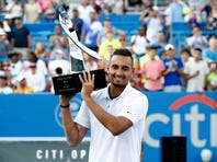 Nick Kyrgios fined more than $100,000 for vulgar conduct