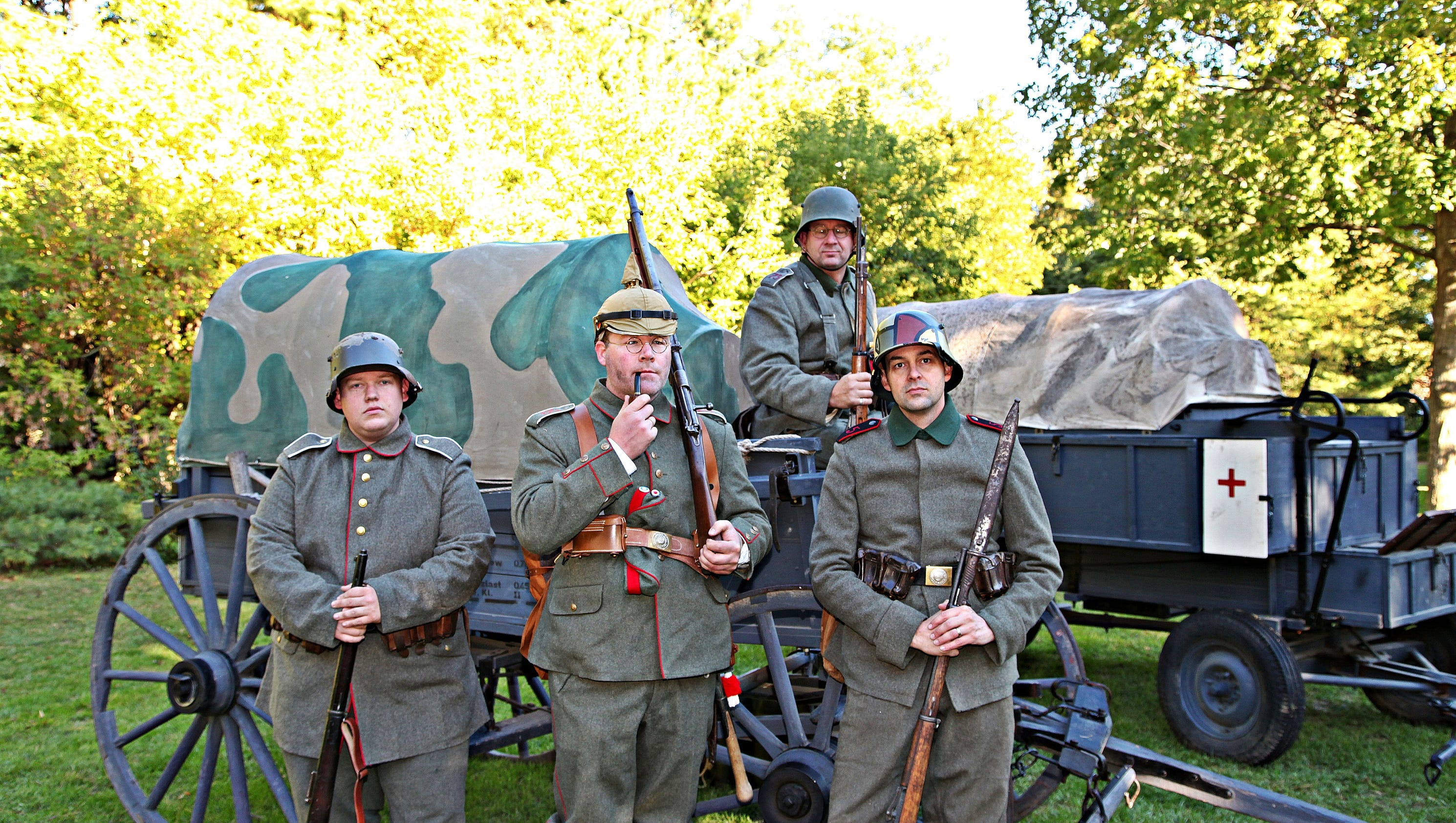 Wwi Re Enactment Coming To Rockford S Midway Village