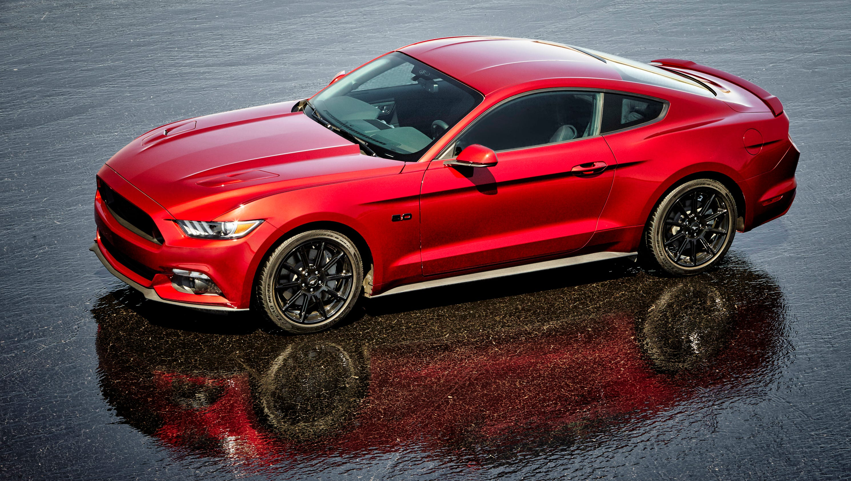 ford mustang through the years. Black Bedroom Furniture Sets. Home Design Ideas
