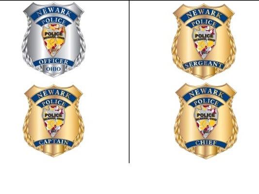 NEW newark badges