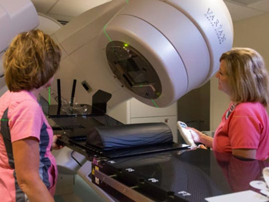 Lake Huron Medical Cancer Center's radiation therapy