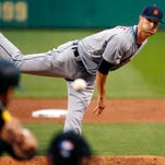 Shane Greene is off to a 3-0 start on the mound for the Detroit Tigers this season.