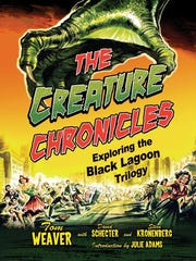 """The Creature Chronicles"" is one of dozens of books written by the 56-year-old Sleepy Hollow native."