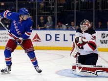 Devils-Rangers: The morning lines and D-pairs
