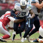Why Derrick Henry played just 13 snaps in Titans' slim loss to Cardinals