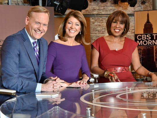 John Dickerson joins Norah O'Donnell and Gayle King