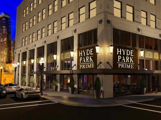 Hyde Park rendering