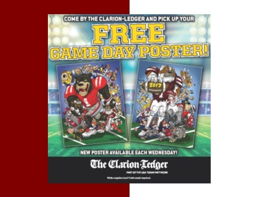Hurry! Only 50 available per game. Get your FREE keepsake poster before the general public!