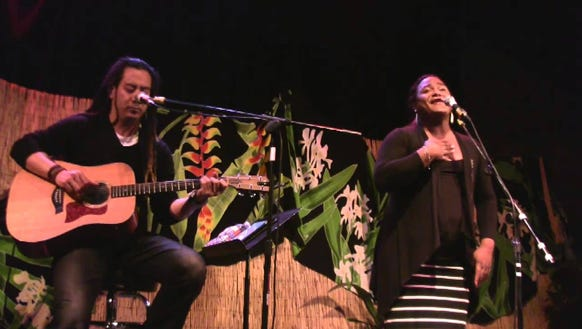"Hapa and Kaumakaiwa Kanaka'ole perform ""The Soundtrack"