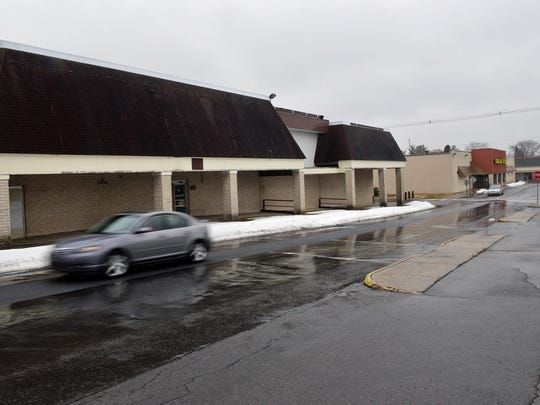 The former County Market grocery store, Southgate Shopping Center will be demolished to make space for a new 54-unit housing project.