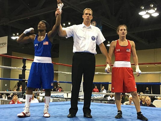 Tiara Brown Win