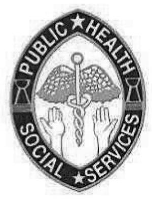 Logo of the Department of Public Health and Social Services