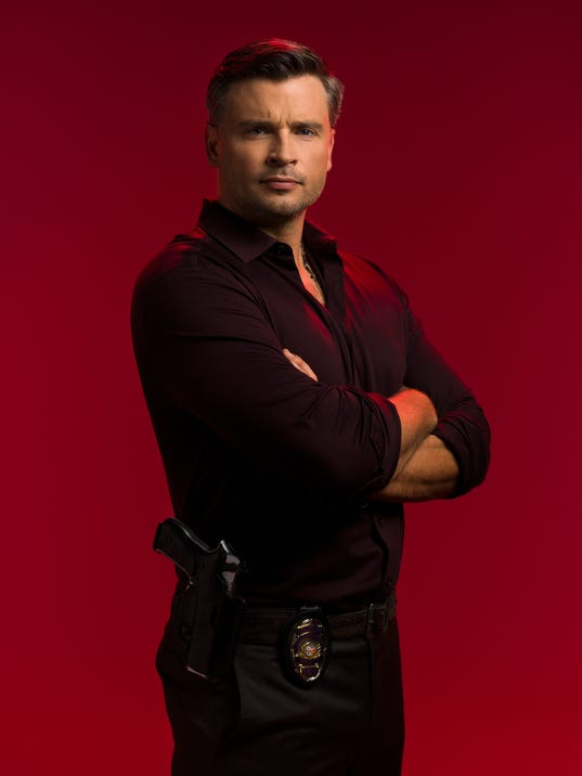 The devil made him do it: Tom Welling returns to TV in ...
