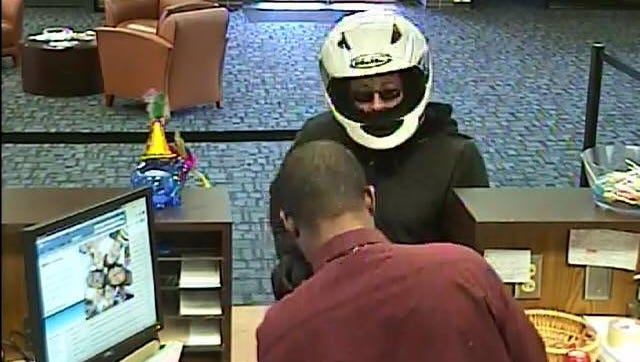 Do you know this individual? He is being sought by the Escambia County Sheriff's Office in connection to the robbery of the Compass Bank on North Davis Highway on Tuesday afternoon.