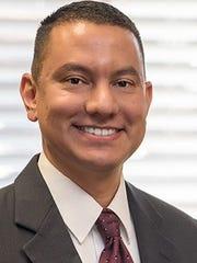 Engineer Jacob Hernandez of Parkhill, Smith & Cooper's