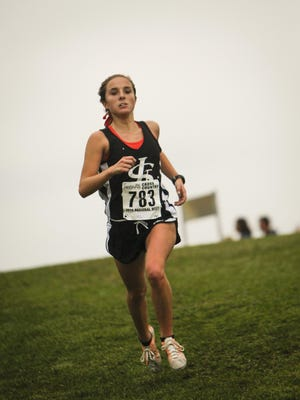 Karrigan Smith captured state titles in cross country and track in what was a strong senior season.