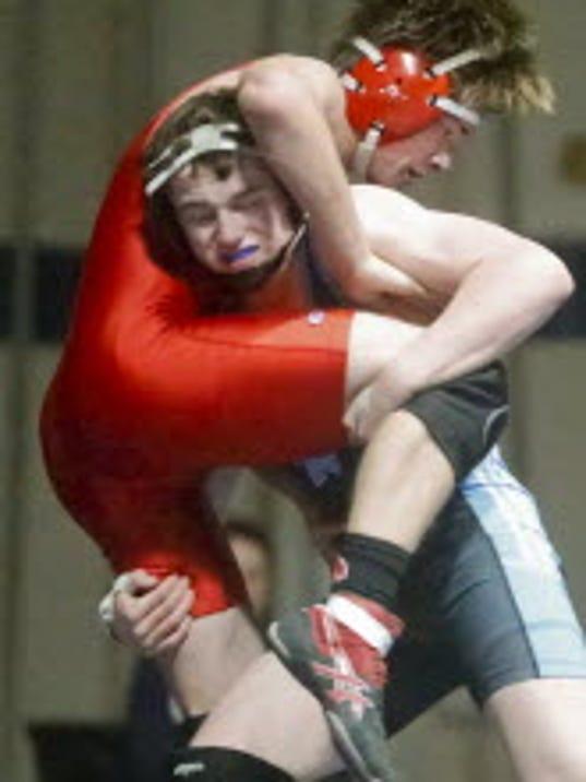 Nicolet wrestling-Keckeisen
