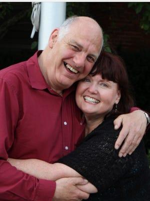 Pam Baker and John