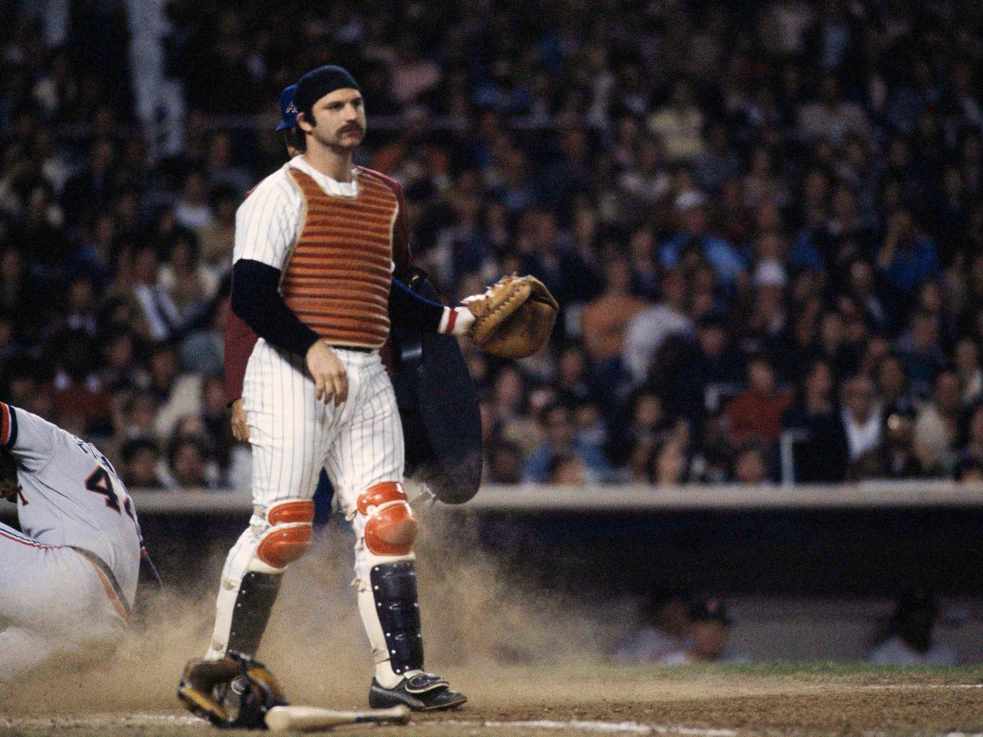 detailed look 4396e 770c3 Remembering Yankees legend Thurman Munson