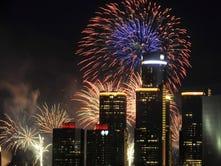GM River Days, Ford Fireworks to light up Detroit