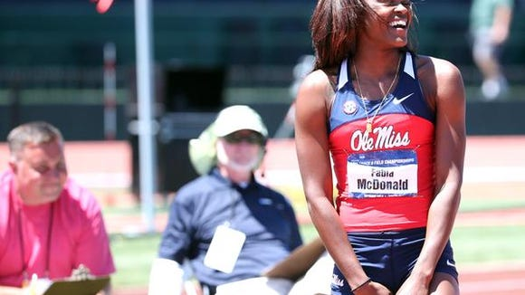 Ole Miss track & field