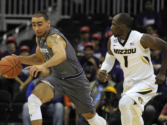 NCAA Basketball: CBE Hall of Fame Classic-Missouri vs Kansas State