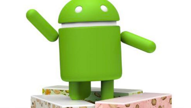 The next version of Android has a name: Nougat.