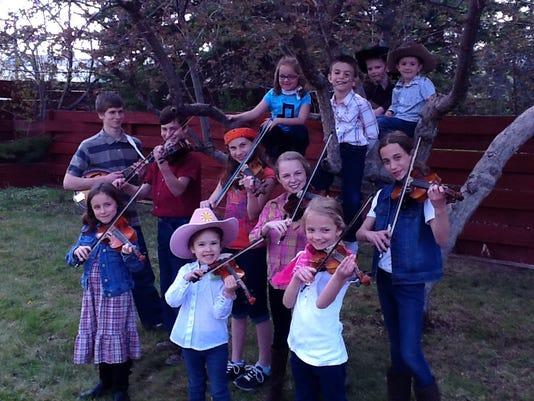 Junior Fiddlers