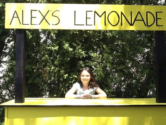 Alex's Lemonade Bridget Smith