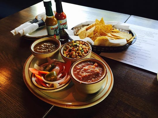 Sangrita's menu features twists on traditional Mexican