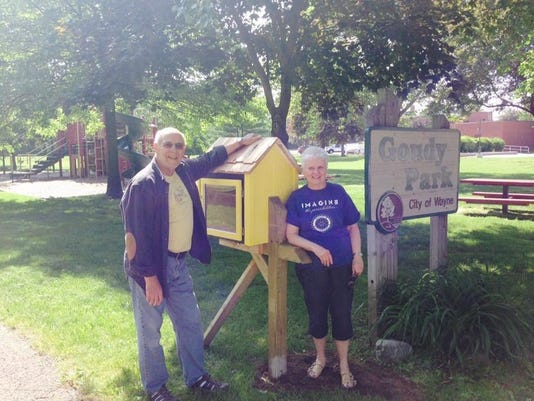 WSD little libraries