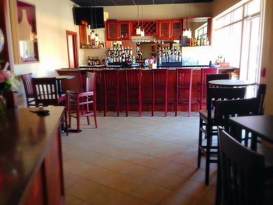 Ristorante Lucano on East Avenue adds a new bar.