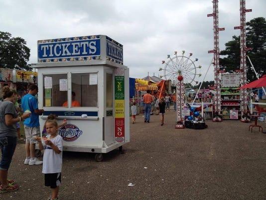 Waupaca County Fair
