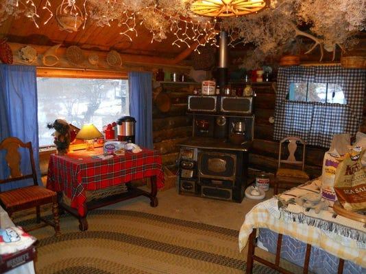 1 Tizer Cabin Interior