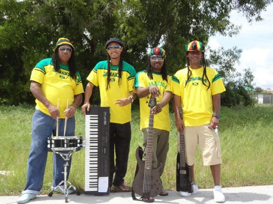 The Jungle Boyz Reggae and Motown Band will perform in the evening at the first Fort Myers Beach Back Bay Bash benefit concert.