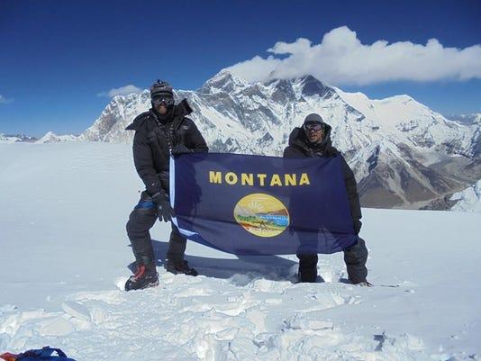 Secondary--with Montana flag