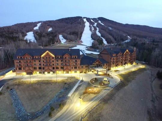 Burke Resort in Vermont's Northeast Kingdom.
