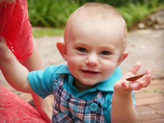 Shane Alexander Moriak, May 20 2015. Son of Jason and Lynette Moriak.